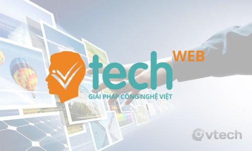 Vtech Thiết kế website theo yêu cầu