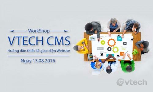 Workshop Hướng Dẫn Thiết Kế Giao Diện Website