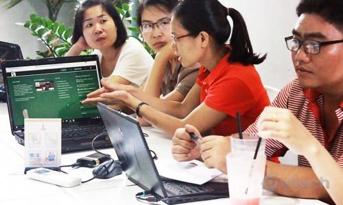 Workshop Hướng Dẫn Thiết Kế Giao Diện Website Chuyên Nghiệp