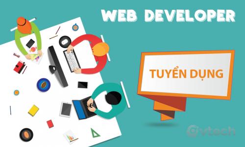 Tuyển dụng vị trí Web Developer