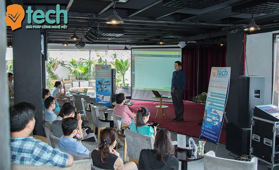 Phát triển bền vững cùng đối tác và thành viên Vtech