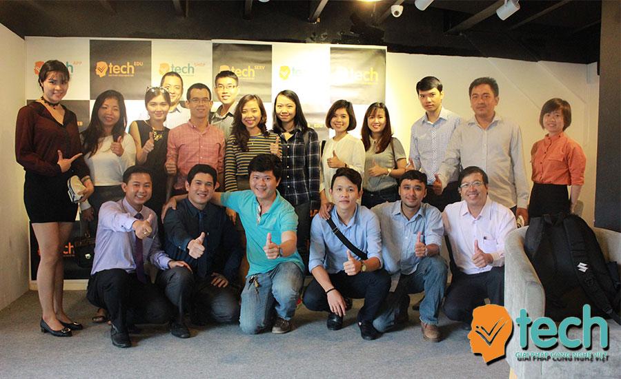 Hội thảo - Thành công cùng Đối tác và Thành viên Vtech