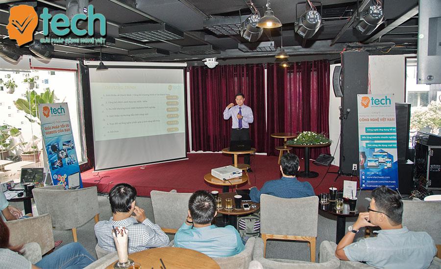 Vtech giới thiệu ra mắt công ty và chính sách WIN WIN
